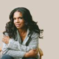 """Logo of the podcast Audra McDonald is the """"Luckiest Survivor in the World"""""""