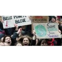 Logo of the podcast Climat : les enseignants se mobilisent aussi!