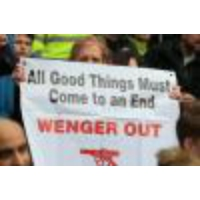 Logo of the podcast Arsenal FC news: 'I wouldn't trust Arsene Wenger with £10 to buy me a good sandwich, let alone a wo…