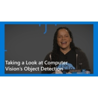 Logo of the podcast Taking a Look at Computer Vision's Object Detection | AI Show