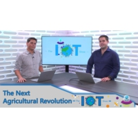 Logo of the podcast IoT In Action - The Next Agricultural Revolution | Internet of Things Show