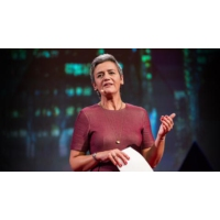 Logo of the podcast The new age of corporate monopolies | Margrethe Vestager