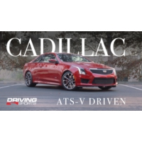 Logo du podcast 2016 Cadillac ATS-V Reviewed