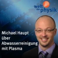Logo of the podcast Folge 168 – Abwasserreinigung mit Plasma
