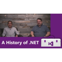 Logo of the podcast A History of .NET | Visual Studio Toolbox