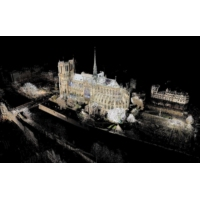 Logo du podcast Notre-Dame de Paris : la modélisation au laser d'un passionné pourrait servir à sa reconstruction