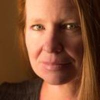 """Logo du podcast Samantha Hunt Reads """"A Love Story"""""""