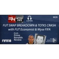 Logo of the podcast W29: FUT Swap, R9 & TOTKS Crash
