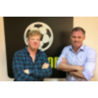 Logo of the podcast talkSPORT's Drivetime special with Jamie Carragher
