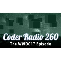 Logo of the podcast The WWDC17 Episode | CR 260