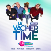 Logo du podcast Le Vacher Time - L'intégrale du 17 avril