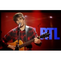 "Logo of the podcast Gauvain Sers en concert dans ""Le Grand Studio RTL"""