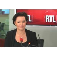 """Logo of the podcast """"Emmanuel Macron a blessé un certain nombre de Français"""", dénonce Laurence Saillet"""