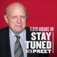 Logo of the podcast Free Speech in the Age of Trump (with Floyd Abrams)