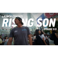 Logo of the podcast Launch Control 3.13: Rising Son