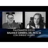 Logo du podcast Palomazos S1E101 - Balance General del FICG 34