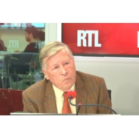 """Logo of the podcast Alstom-Siemens : """"La Commission européenne fait du sabotage"""", déplore Alain Duhamel"""