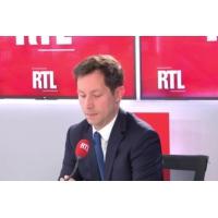 """Logo of the podcast Européennes : Macron pousse les électeurs """"vers Marine Le Pen"""", lance Bellamy"""