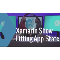 Logo du podcast Lifting App State with Geoffrey Huntley | The Xamarin Show