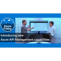 Logo of the podcast Introducing new Azure API Management capabilities | Azure Friday