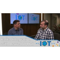 Logo of the podcast Kafka Integration with Azure IoT Hub | Internet of Things Show