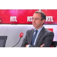 Logo of the podcast Bruno Retailleau était l'invité de RTL du 25 avril 2019