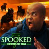 Logo of the podcast Snap Spooked Special - Hounds Of Hell