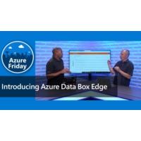 Logo of the podcast Introducing Azure Data Box Edge | Azure Friday