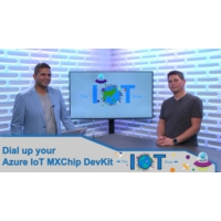 Logo of the podcast Dial up your MXChip Azure IoT starter kit | Internet of Things Show