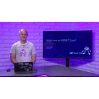 Logo of the podcast What's New in ASP.NET Core? | .NET Conf 2018