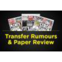 Logo of the podcast Transfer Gossip: Man United and Tottenham on alert as star gets set to quit Madrid, plus Juventus p…