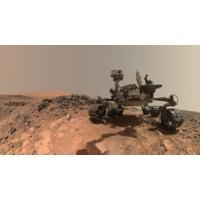 Logo of the podcast Techtopia 116: Hør NASAs plan for at overleve på Mars