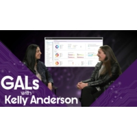 Logo of the podcast Interview with Kelly Anderson, Product Marketing Manager, Azure Security | GALs
