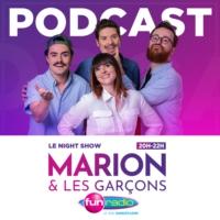Logo of the podcast Marion et les garçons - Le Night-Show (07/11/19)