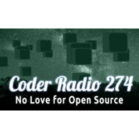 Logo of the podcast No Love for Open Source | CR 274