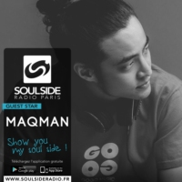 Logo of the podcast SOULSIDE RADIO GOGO MUSIC SESSION – MAQMAN