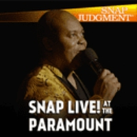 Logo of the podcast Snap LIVE! At The Paramount