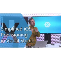 Logo of the podcast Snack Pack: Simplified iOS Provisioning in Visual Studio with fastlane | The Xamarin Show