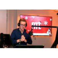 """Logo of the podcast """"Mantes-la-Jolie est devenue le symbole de la répression des lycéens"""", dit l'UNL"""