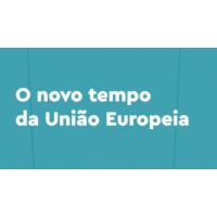 Logo of the podcast O novo tempo da União Europeia