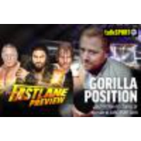 Logo of the podcast Gorilla Position ep057: WWE Fast Lane 2016 preview, RAW rundown plus all the latest news