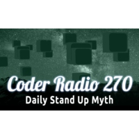 Logo of the podcast Daily Stand Up Myth | CR 270