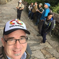 Logo of the podcast Episode 82: Birding in Colombia Part 2: Camarones