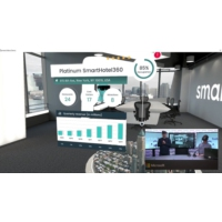 Logo of the podcast SmartHotel360 Demo App Mixed Reality | Visual Studio Toolbox
