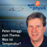 Logo of the podcast Folge 139 – Was ist Temperatur?