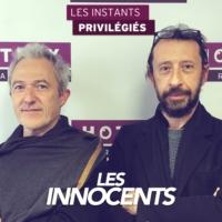 Logo of the podcast LES INNOCENTS interview dans Les Instants Privilégiés Hotmixradio.