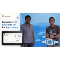 Logo of the podcast Farmbeats: AI, Edge and IoT for Agriculture | Internet of Things Show