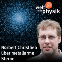 Logo of the podcast Folge 252 – Metallarme Sterne