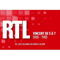 Logo of the podcast Vincent de 5 à 7 du 29 septembre 2019