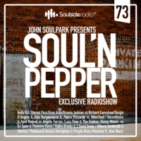 Logo of the podcast JOHN SOULPARK // SOUL'N PEPPER Radioshow // EP#73